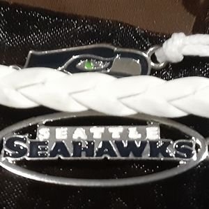 NEW Collectable Seattle Seahawks Bracelet